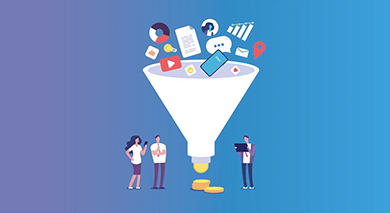 O funil de vendas aplicado as estratégias de marketing de conteúdo