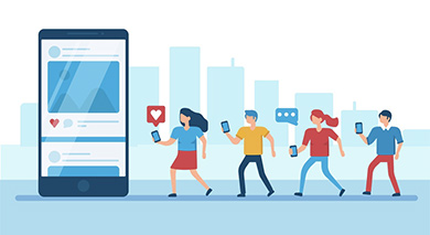 Como escolher as redes sociais ideais para o meu negócio?