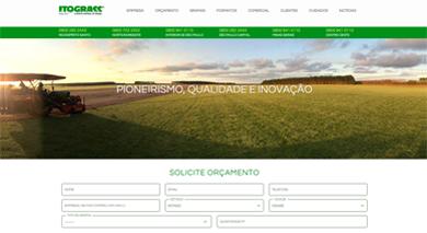 Website da Itograss